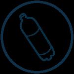 riverridge dmr icon plastic bottles